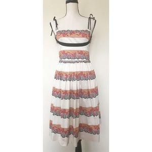 Betsey Johnson | Floral Summer Dress XS